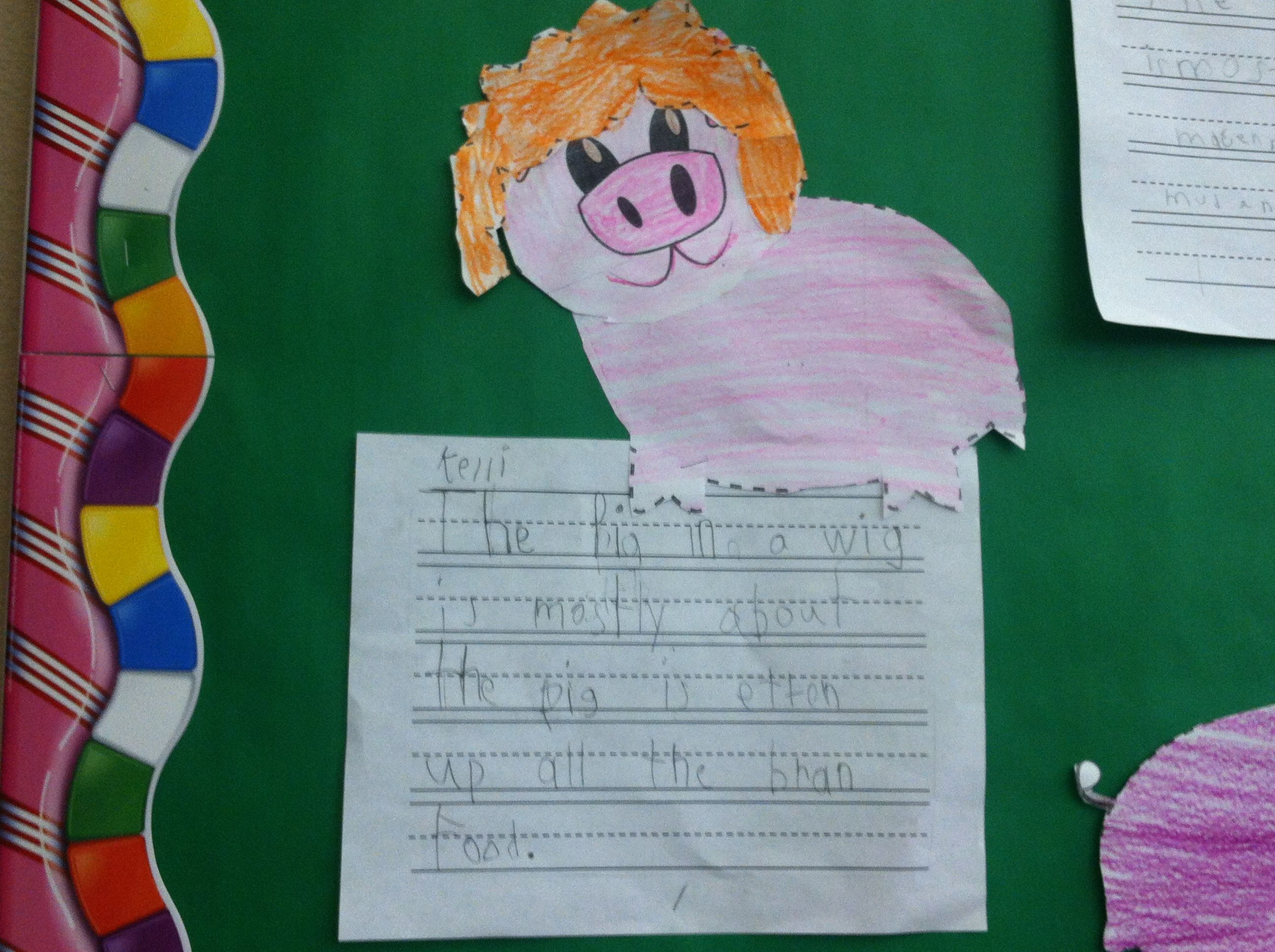 Scott Foresman Reading Street Kindergarten Worksheet