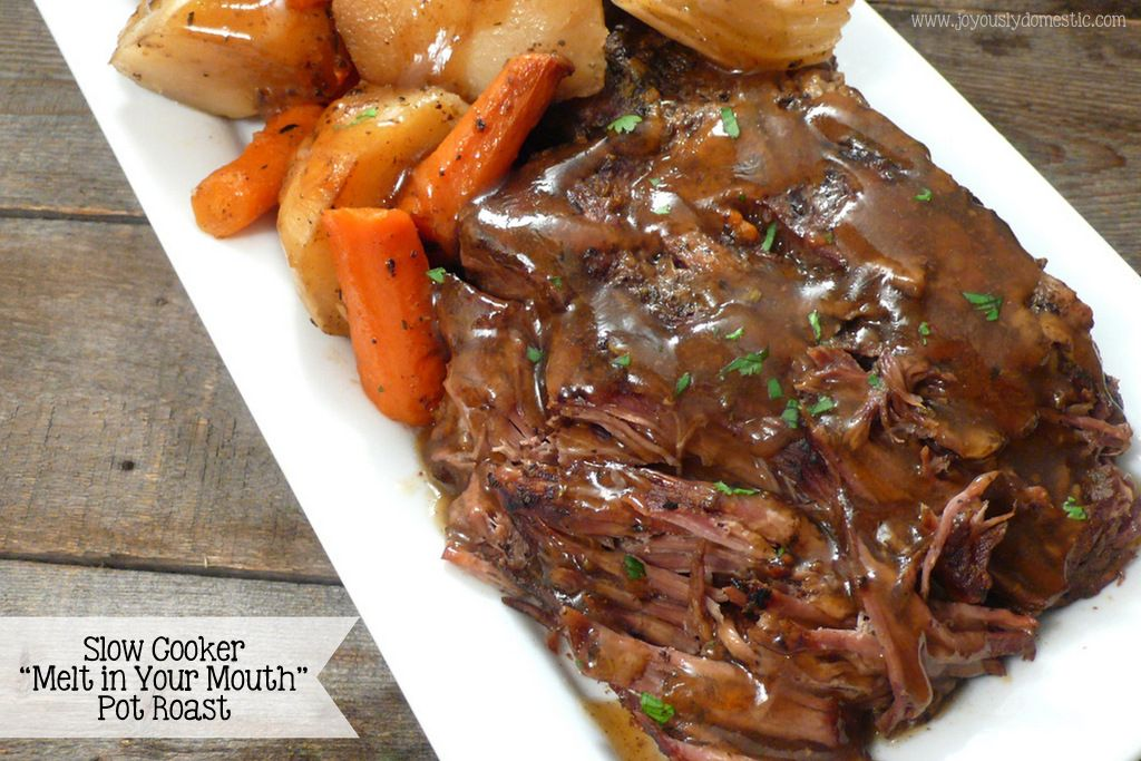 Image Result For Best Way To Cook A Chuck Roast In Oven