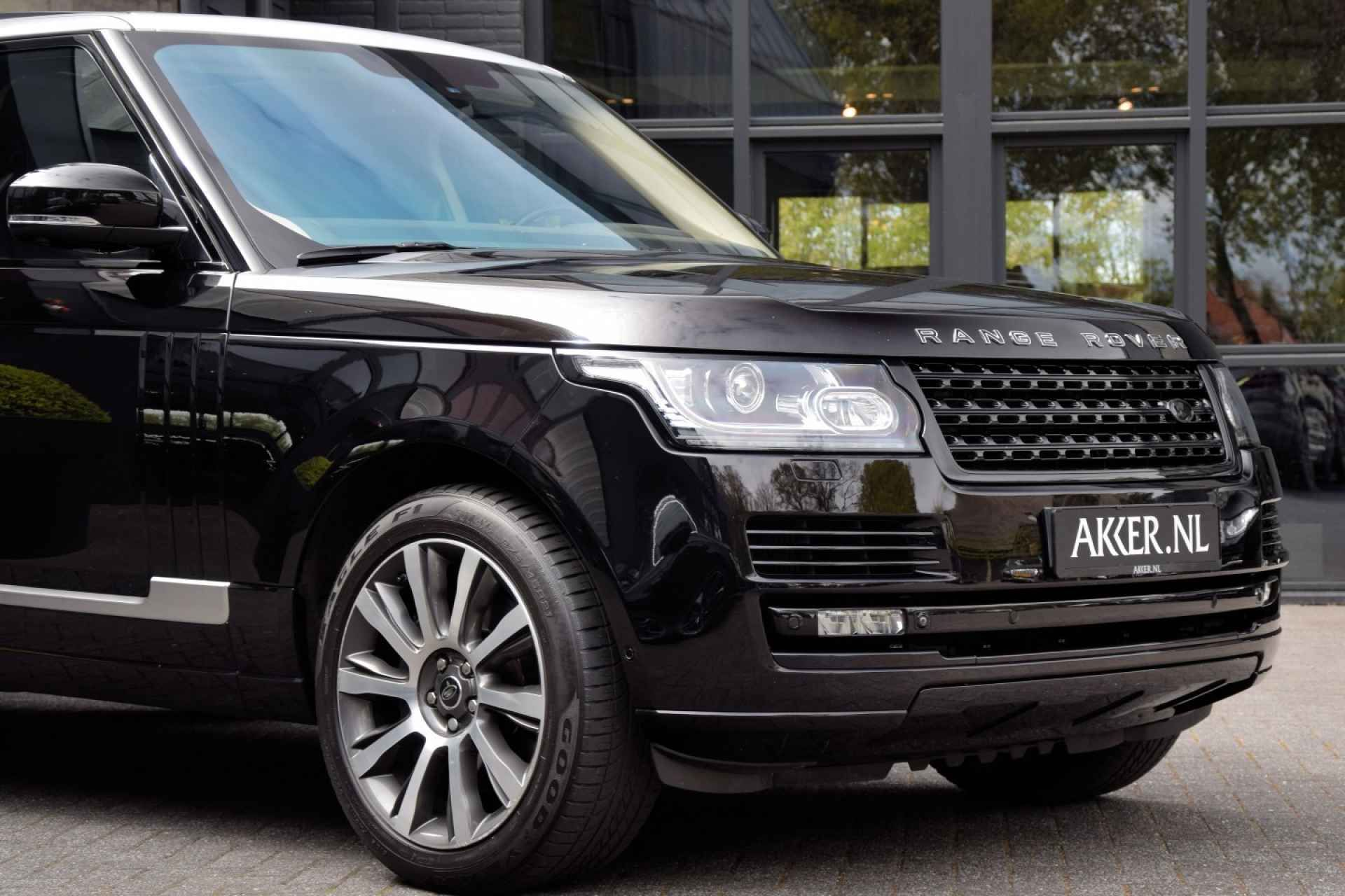 SDV8 Autobiography in Barolo black and silver roof
