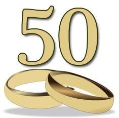 Goldene Hochzeit Glckwnsche Fr Karten DIY Und