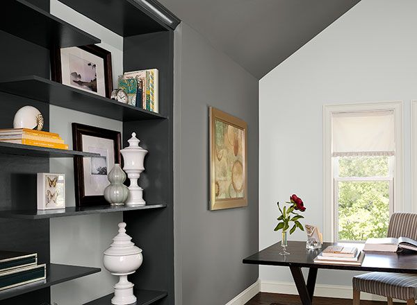 interior paint ideas and inspiration office paint on office color scheme ideas id=60779