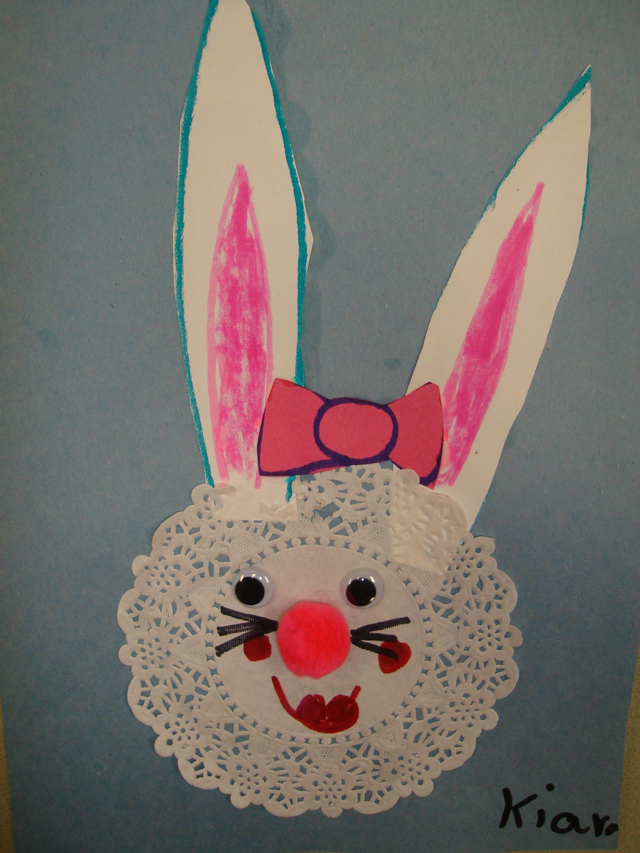 Bunnies Cut Out Worksheets For Kindergarten Bunnies Best