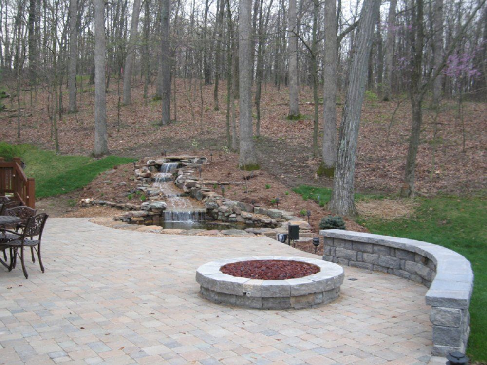 backyard+concrete+patio+designs | Here's a simple and ... on Simple Concrete Patio Designs id=13660