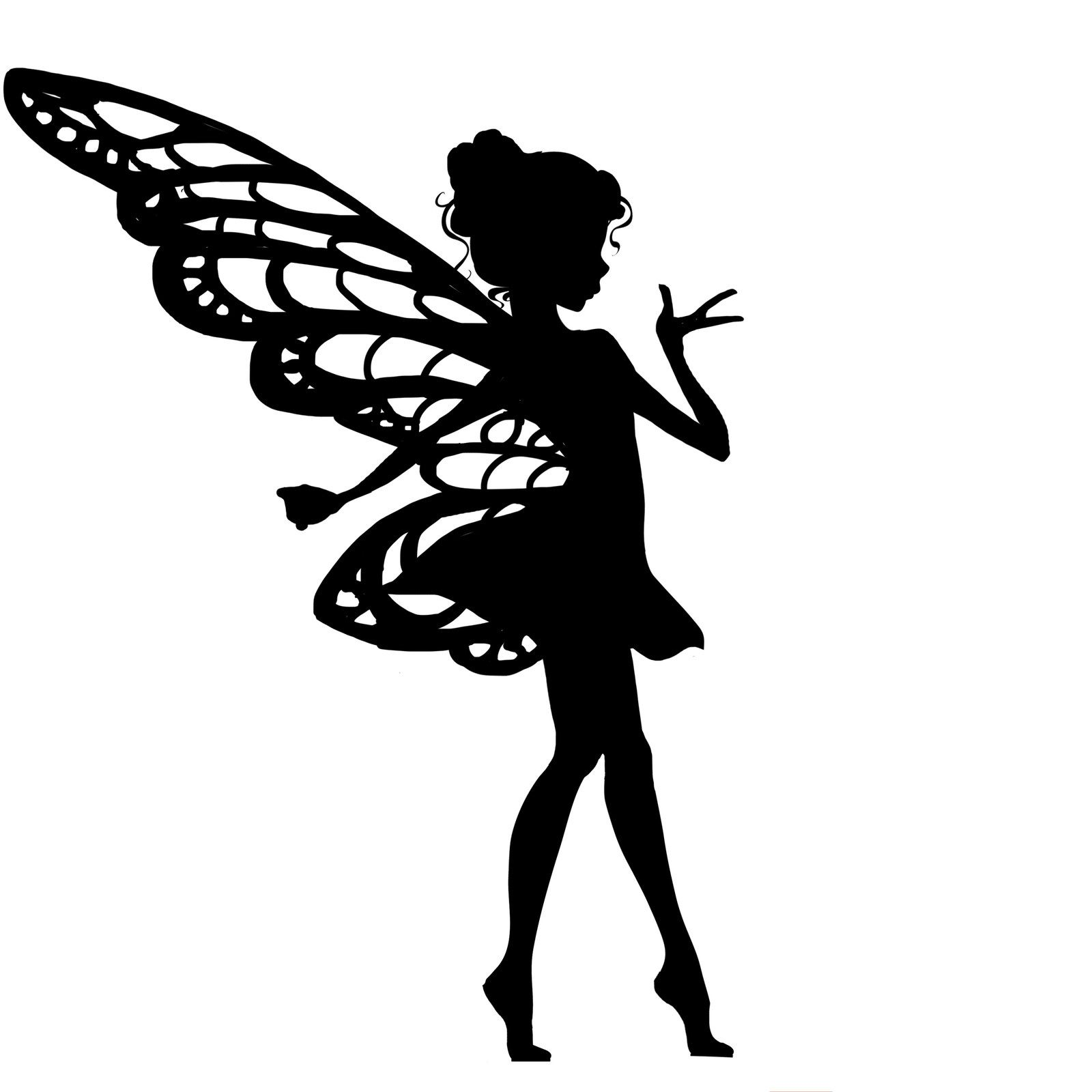 Fairy Sitting Mushroom Tattoo Designs Women