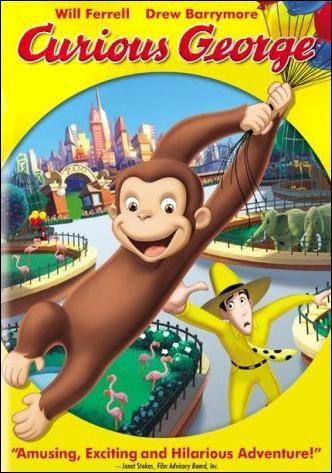 Poster do filme George, O Curioso