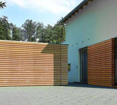 sektionaltor gt 300 | akm tore | garagentore | pinterest