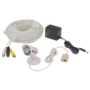 Harbor Freight Security Camera 47546 WiringDiagram Are