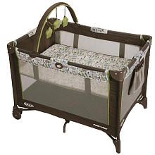 Adjule Mattress Height Keeps Baby Safe As They Grow Graco Pack N Play On