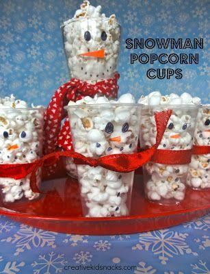 20 Cute Christmas Snacks – A Little Craft In Your DayA Little Craft In Your Day