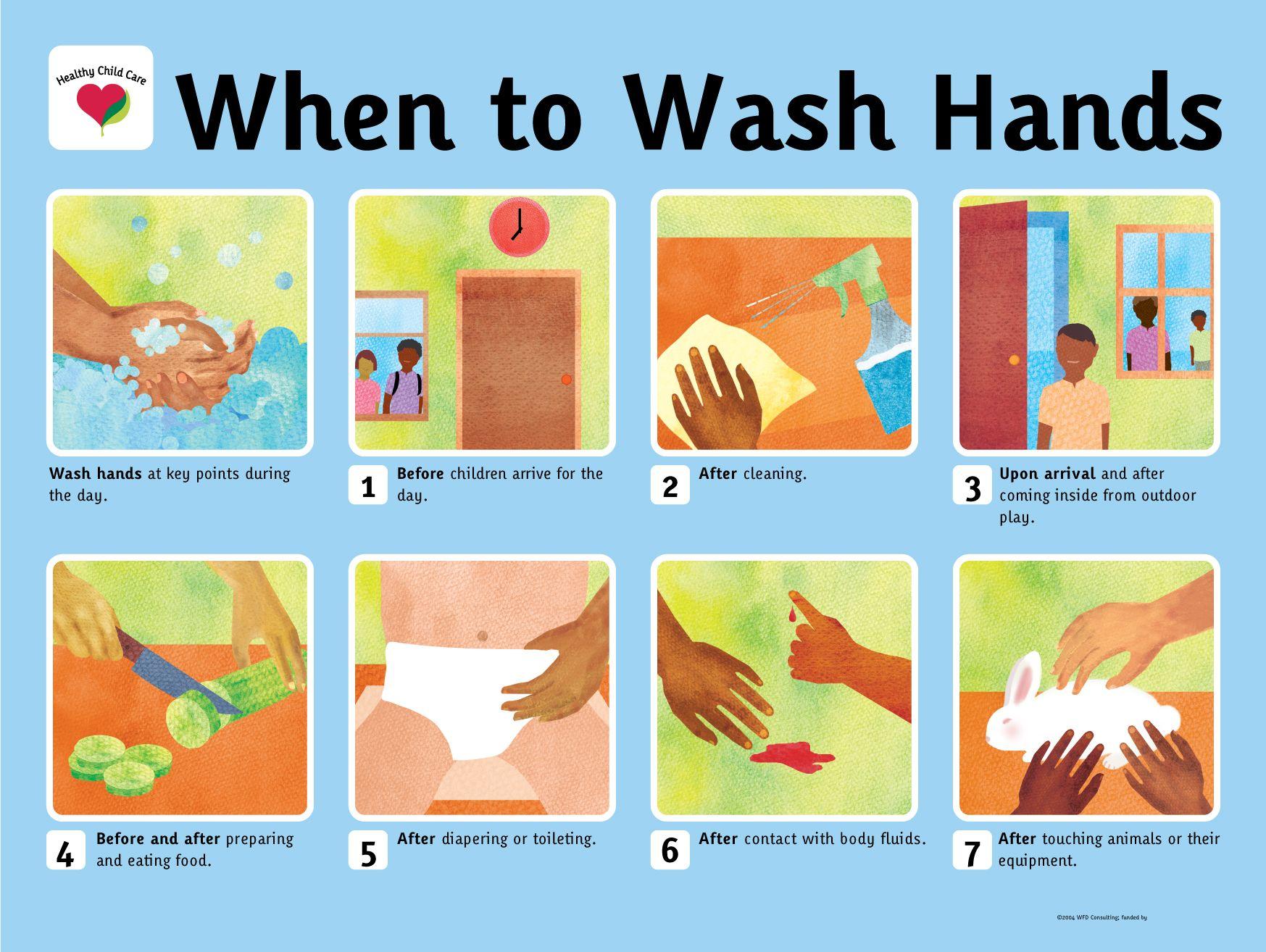 Fun Kids Certificates For Handwashing
