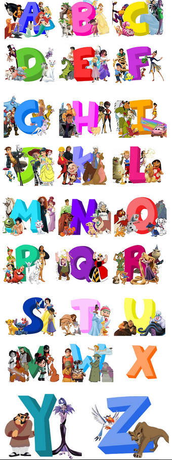 Cartoon Characters Letter Z : Cartoon character names starting with z