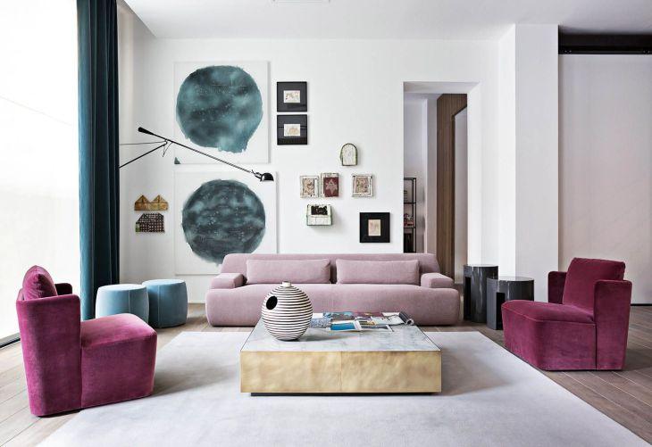 Meridiani living interiorsinteriordesign  Sofas  Pinterest
