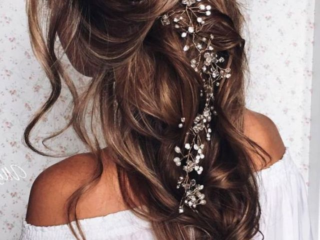 wedding hairstyles half updo pics of half hair updos for weddings