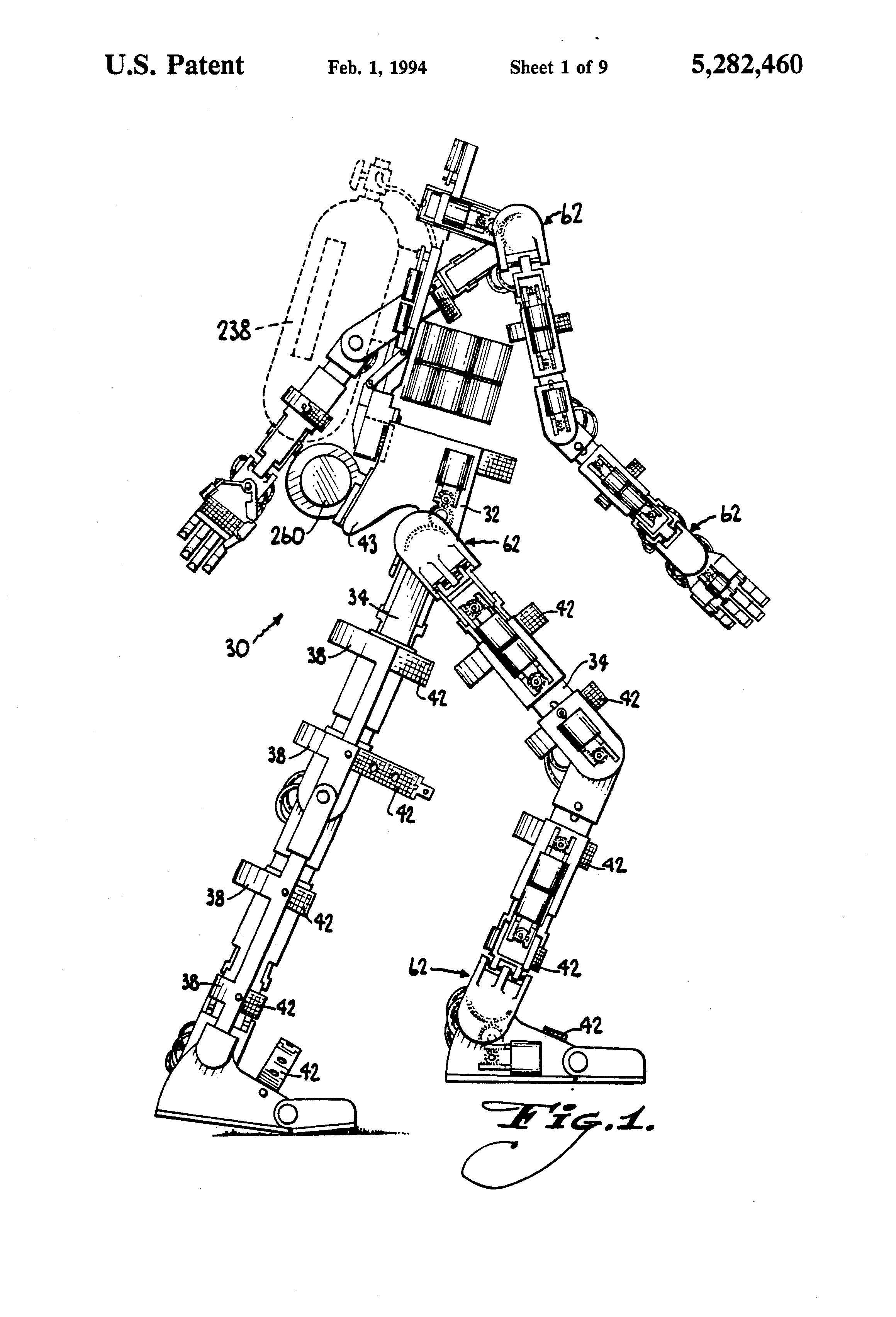 Exoskeleton Joint