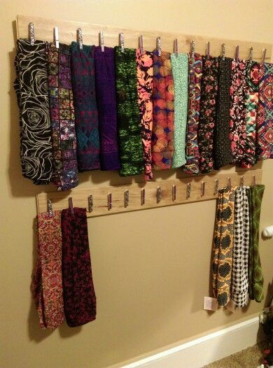 the wall of lularoe leggings fun easy diy project to on walls insulated coveralls on sale id=11118