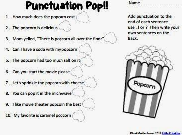 Popcorn Unit And A Freebie Use With The Or Sound Or A
