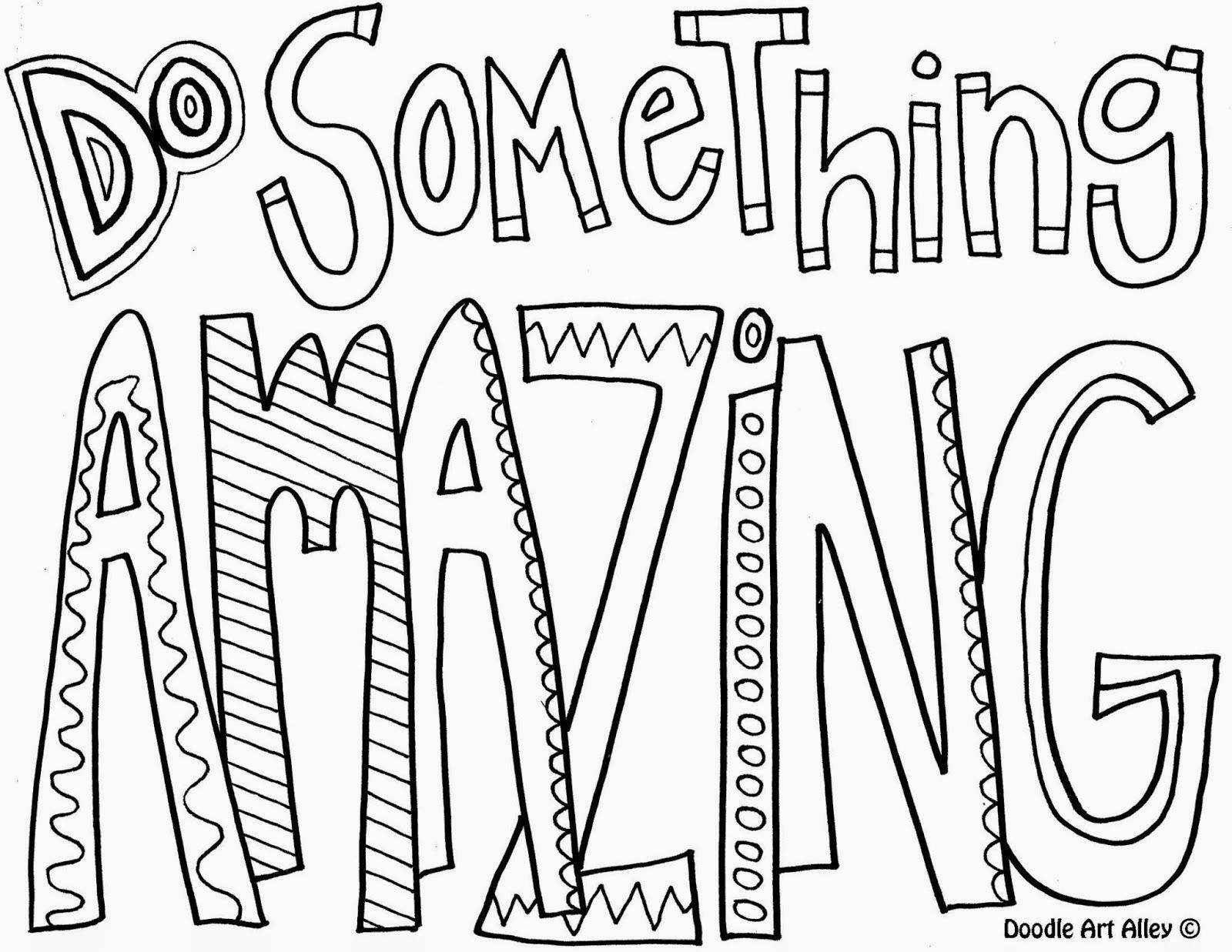 For Middle School Coloring Pages For Kids And For Adults