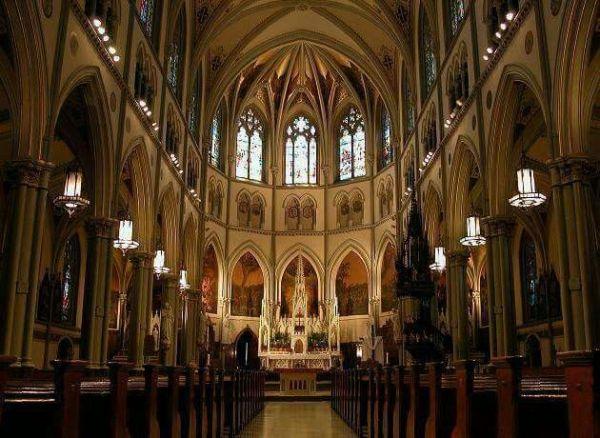 Catholic Church of the Most Holy Trinity and St Mary ...