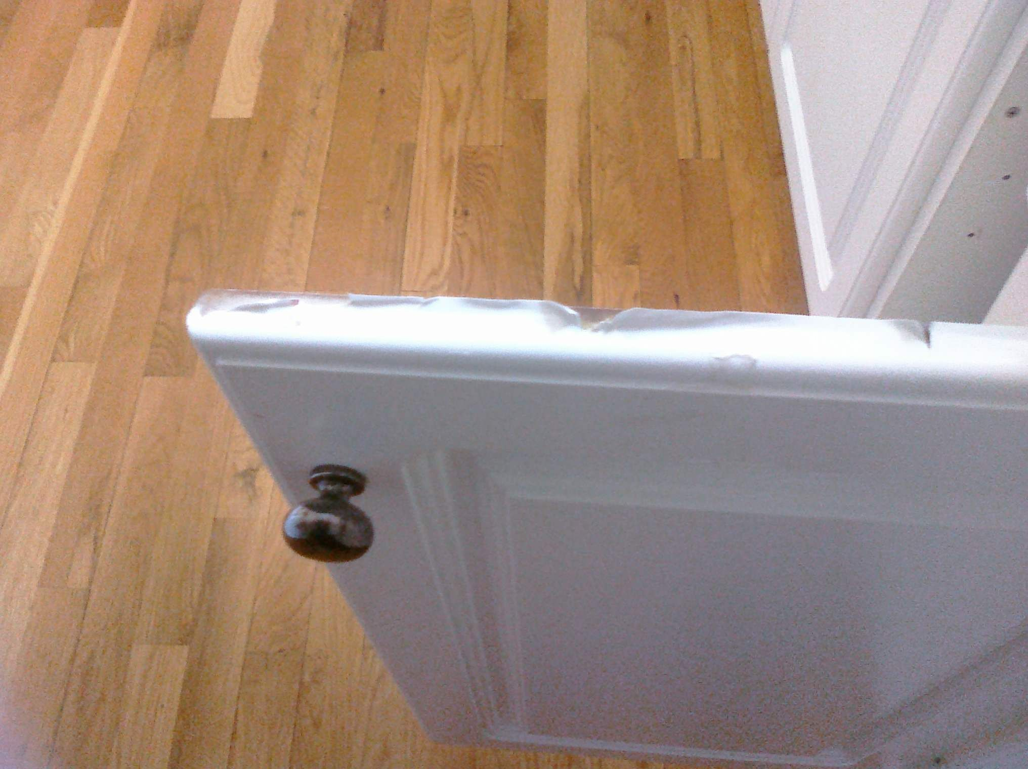 How To Repair And Paint Thermofoil Cabinets
