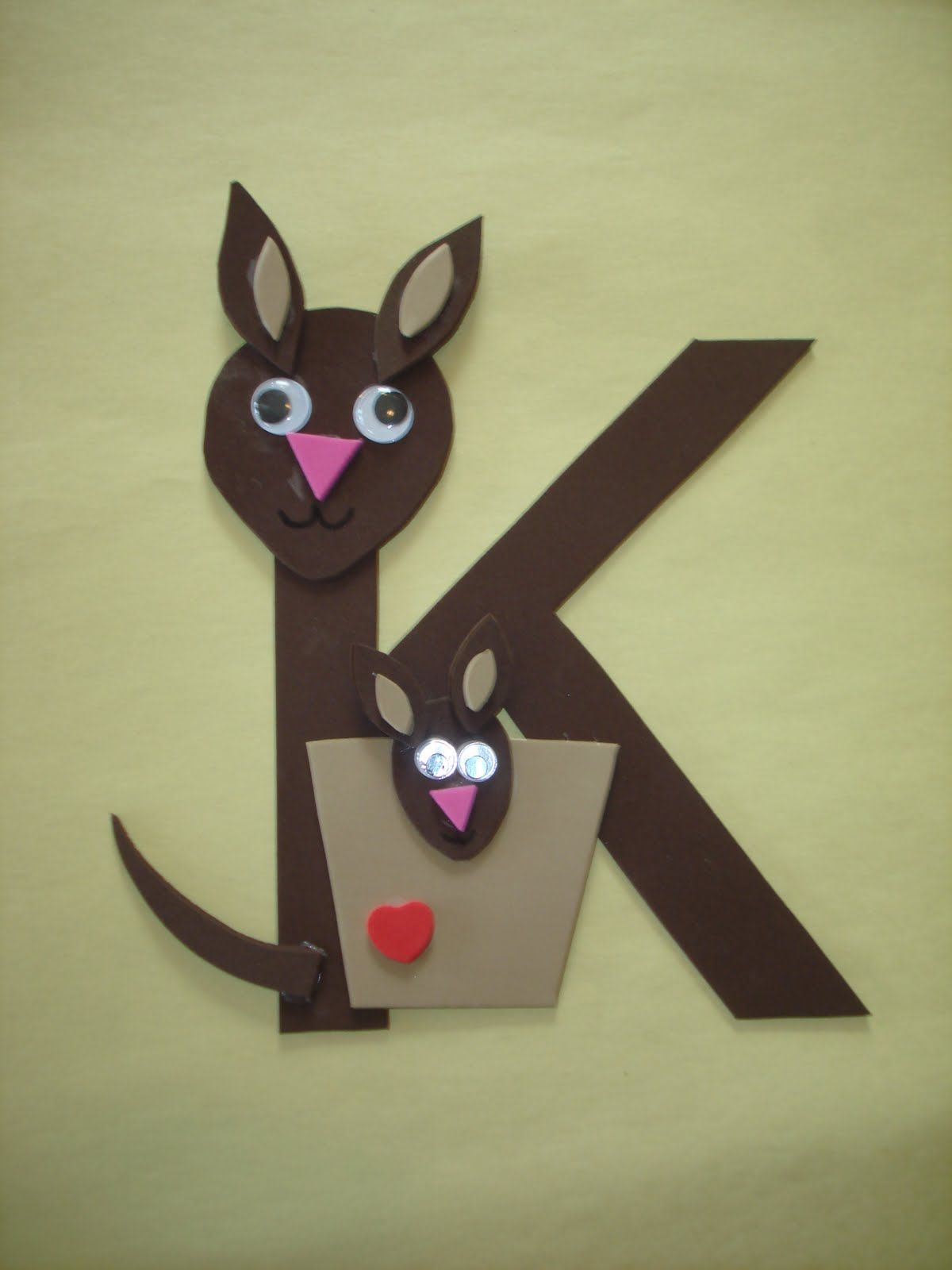 If You Are Looking For Some Fun Preschool Letter Crafts