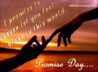 quotation for promise day