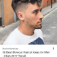 Men's blowout haircut pin by karl meinhausen on outer  pinterest