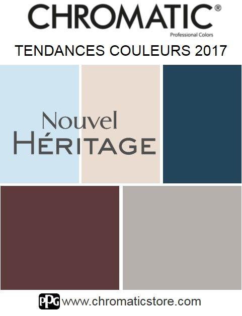 Tendances CHROMATIC 2017 Dcouvrez Lunivers Couleur Du