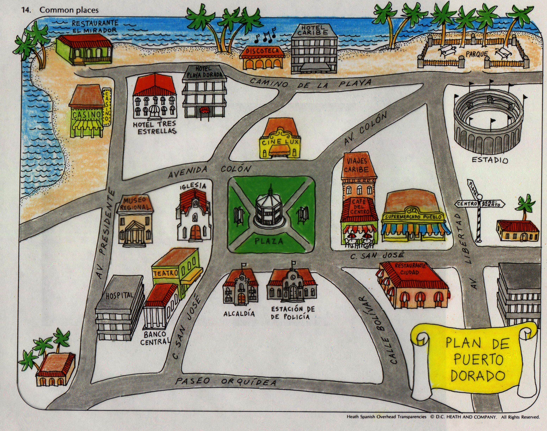 Plan De Puerto Dorado