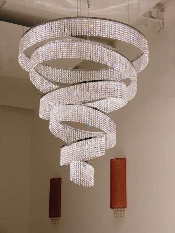 Most Beautiful Hanging Crystal Chandeliers