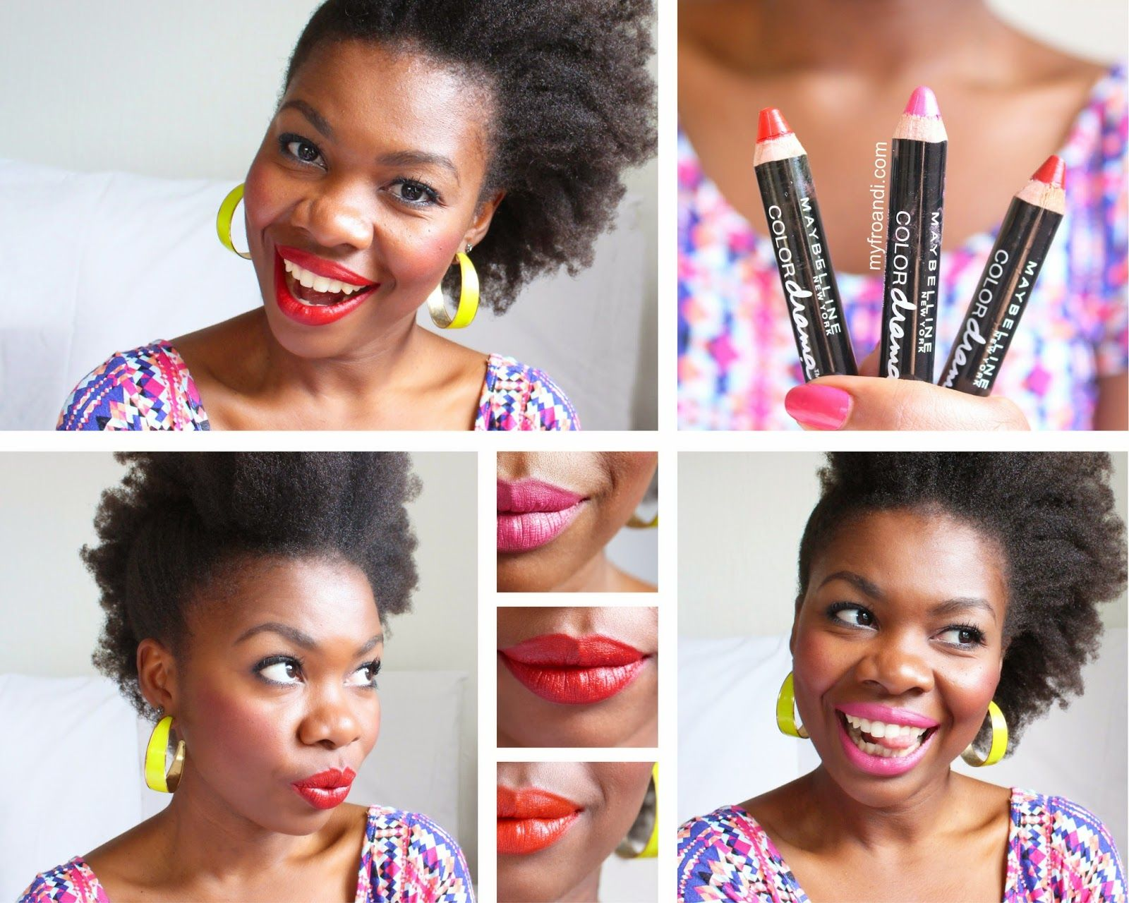 My Fro & I A South African Natural Hair & Beauty Blog Right Now I