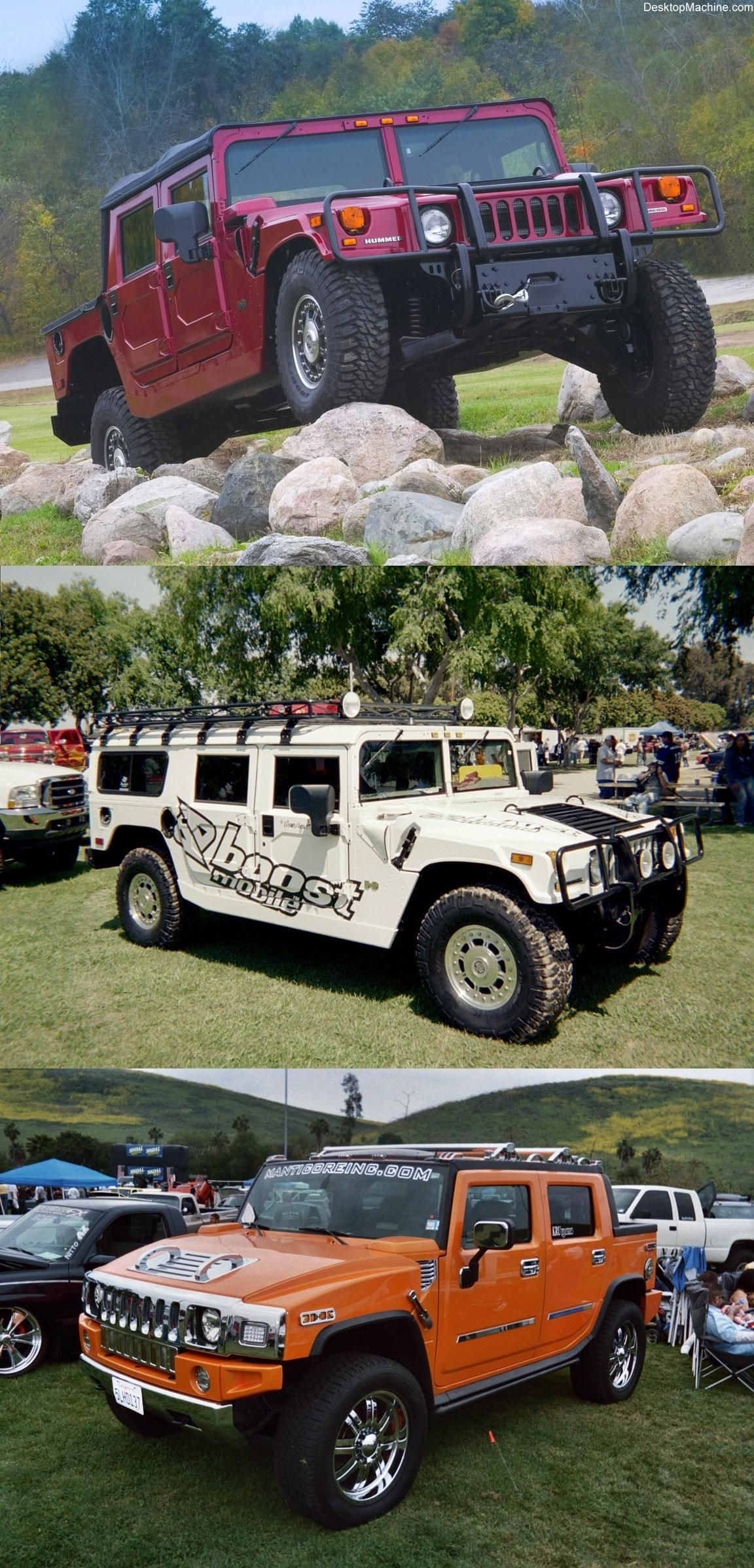 ORANGE HUMMER Apocalyptic car & assesories Pinterest