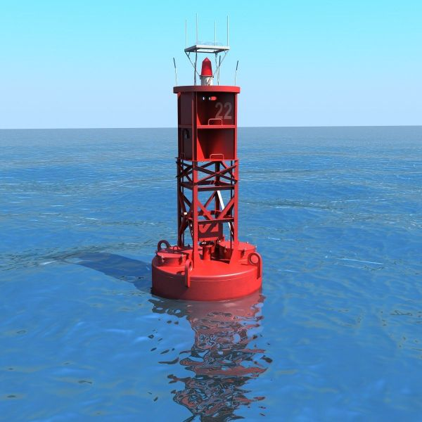 navigational buoy 3d model | Buoys | Pinterest | Models