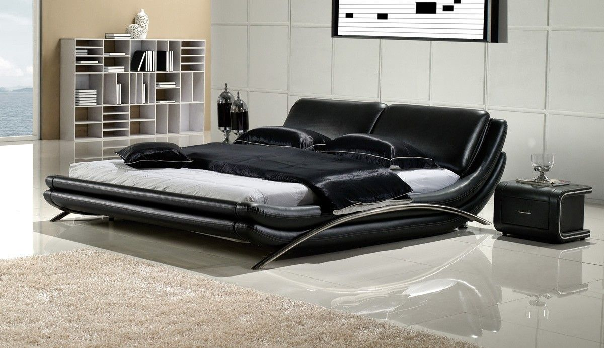 http://www.rayafurniture/black-leather-bedroom-furniture