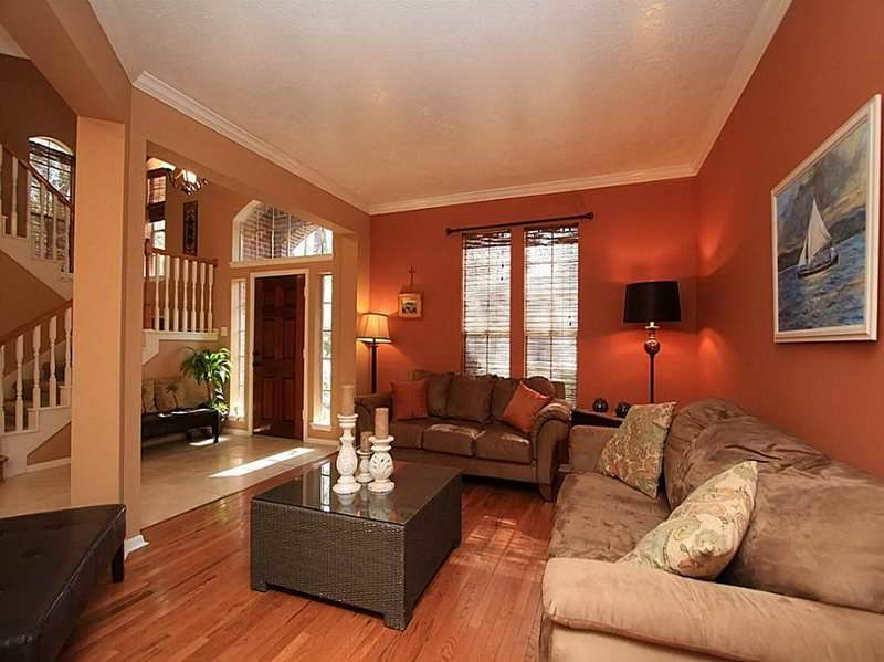 warm colors living room interior design ideas with calm on living room color ideas id=27354