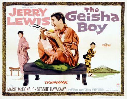 Image result for the geisha boy 1958
