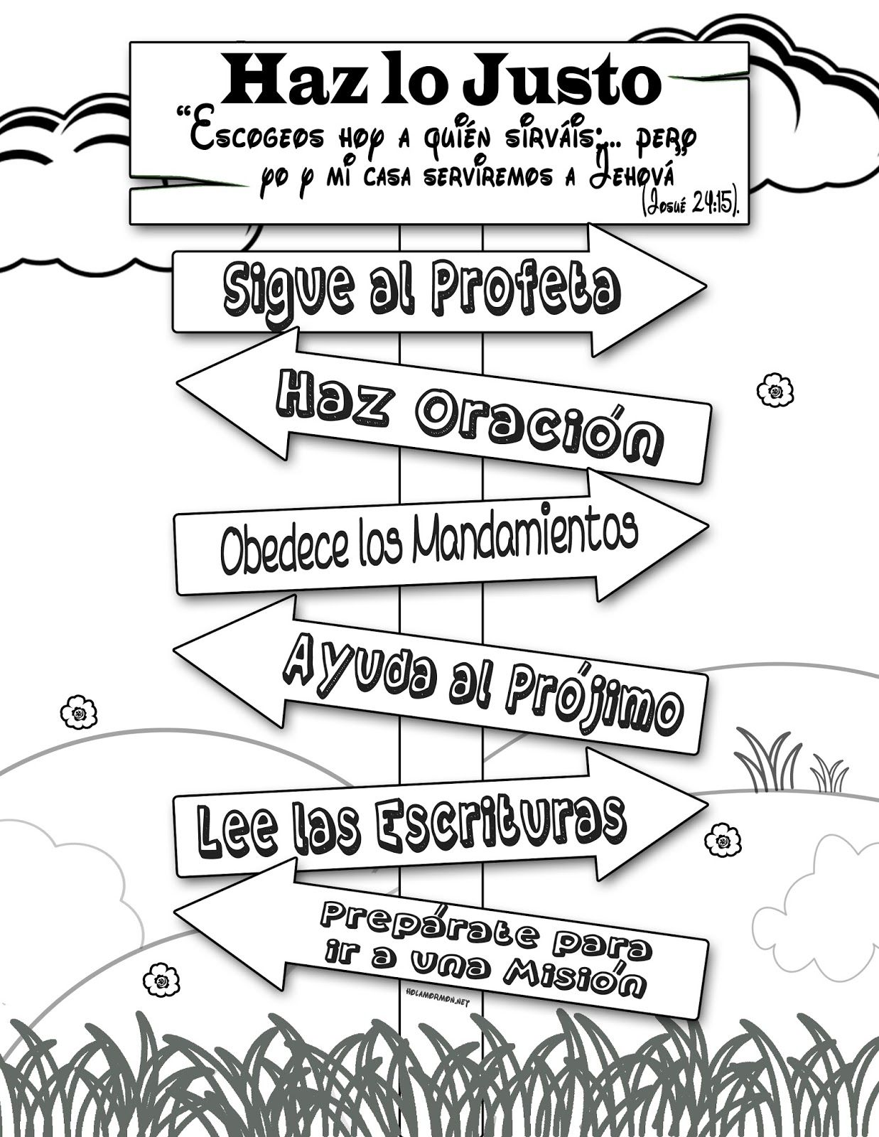 All About Lds Primary Coloring Sheets Sharing Times Ideas Music Todo Para La Primaria Sud