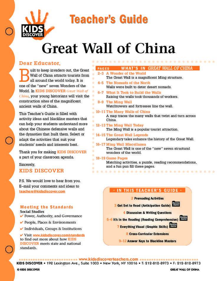 this free lesson plan for kids discover great wall of on great wall of china id=68444