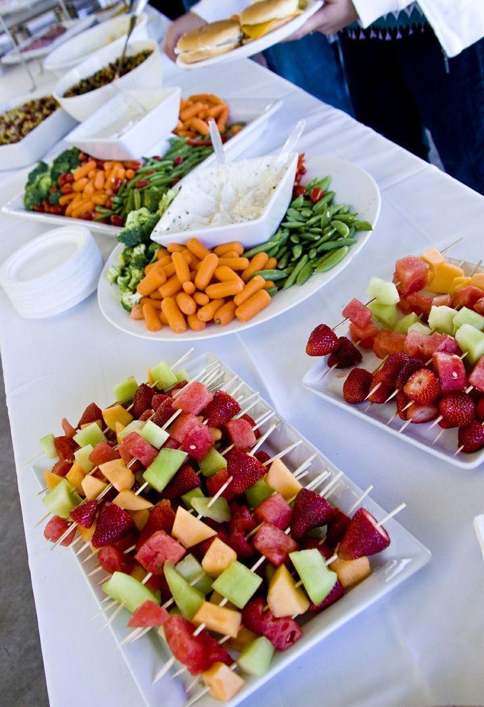 Wedding Reception Snack Ideas Deweddingjpg