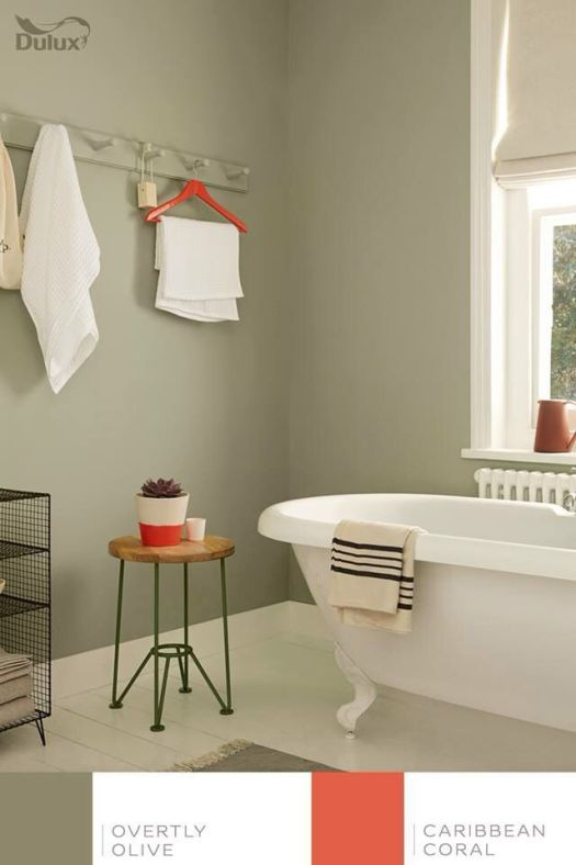 9b1db6822cccd632b5ac3fd448df36 Jpg 640 960 Dulux Bathroom Paintdulux Kitchen