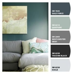 European decorators favorite colour palettes | Designers ...