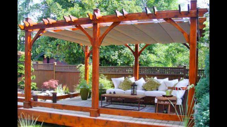 Pergolas Creative Ideas Outdoor Relaxing Pergolas Design