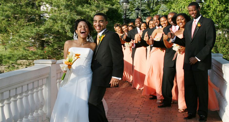 Chicago African American Wedding Photography