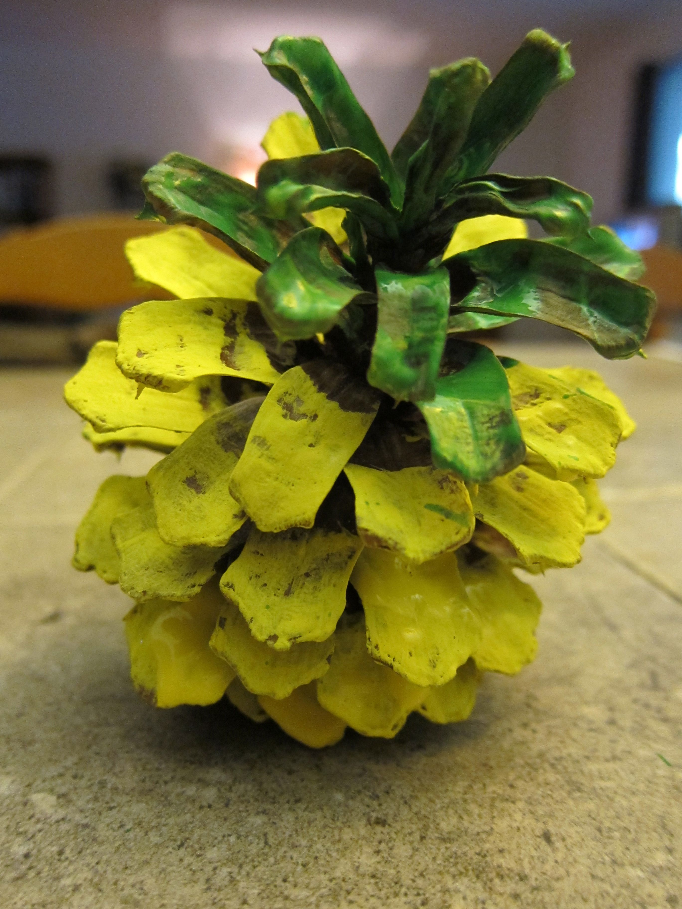 This Craft Was Pure Inspiration For My Nutrition Lesson I Needed To Come Up With A Pineapple