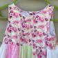 H&m pink pleated dress  HuM girls sleeveless dress with full skirt  Full skirts Dress