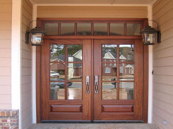 Craftsman Double Exterior Doors thefallguyediting