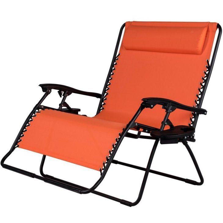 Sundale Outdoor Person Zero Gravity Outdoor Patio Double Chair