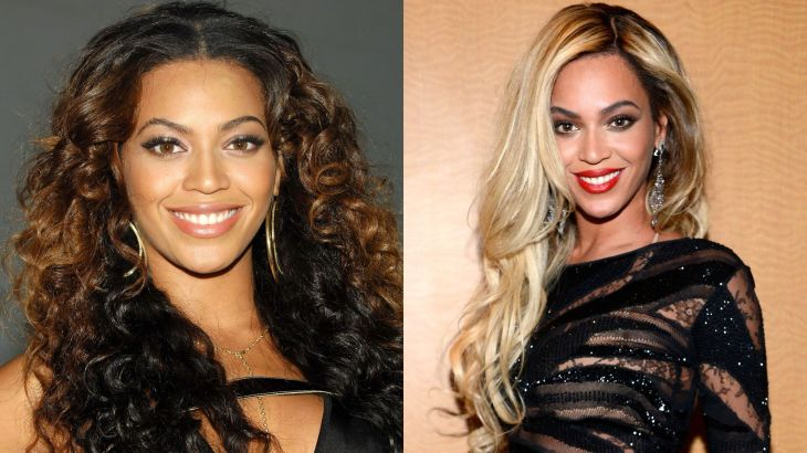 Unnatural Blondes Who Embraced the Lighter Side  White blonde