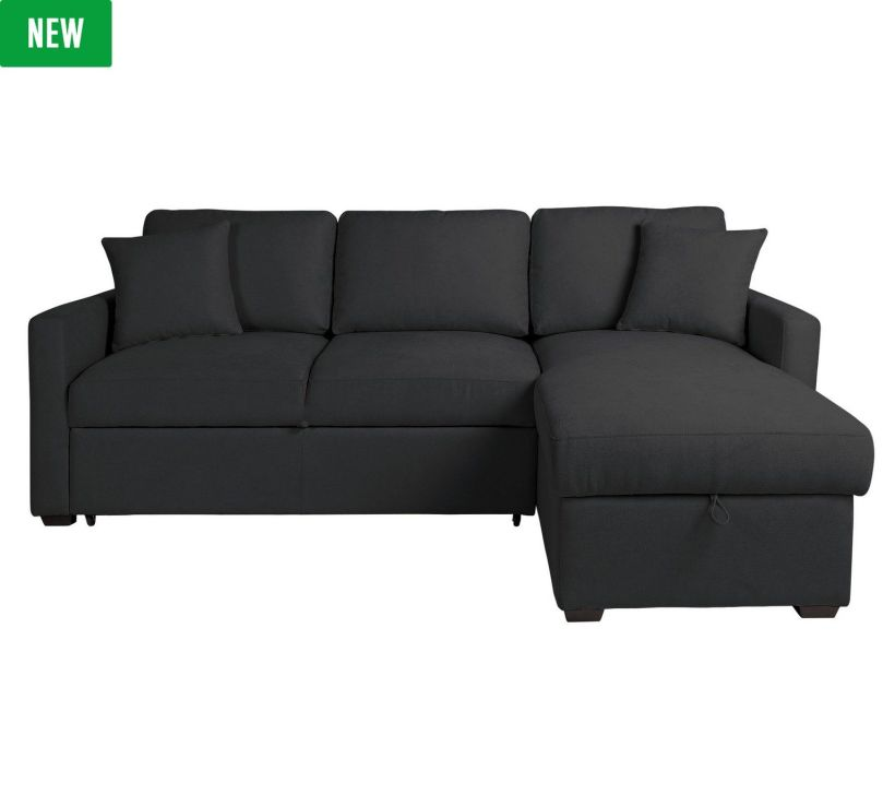 Self assembly sofa beds argos for Chaise lounge argos