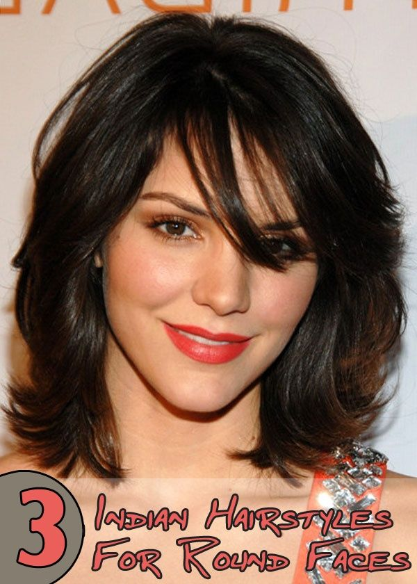 Short Hairstyles For Round Faces Google Search