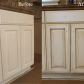 Basic kitchen cabinets  Before and afterGlazingantiquing cabinets A complete how to
